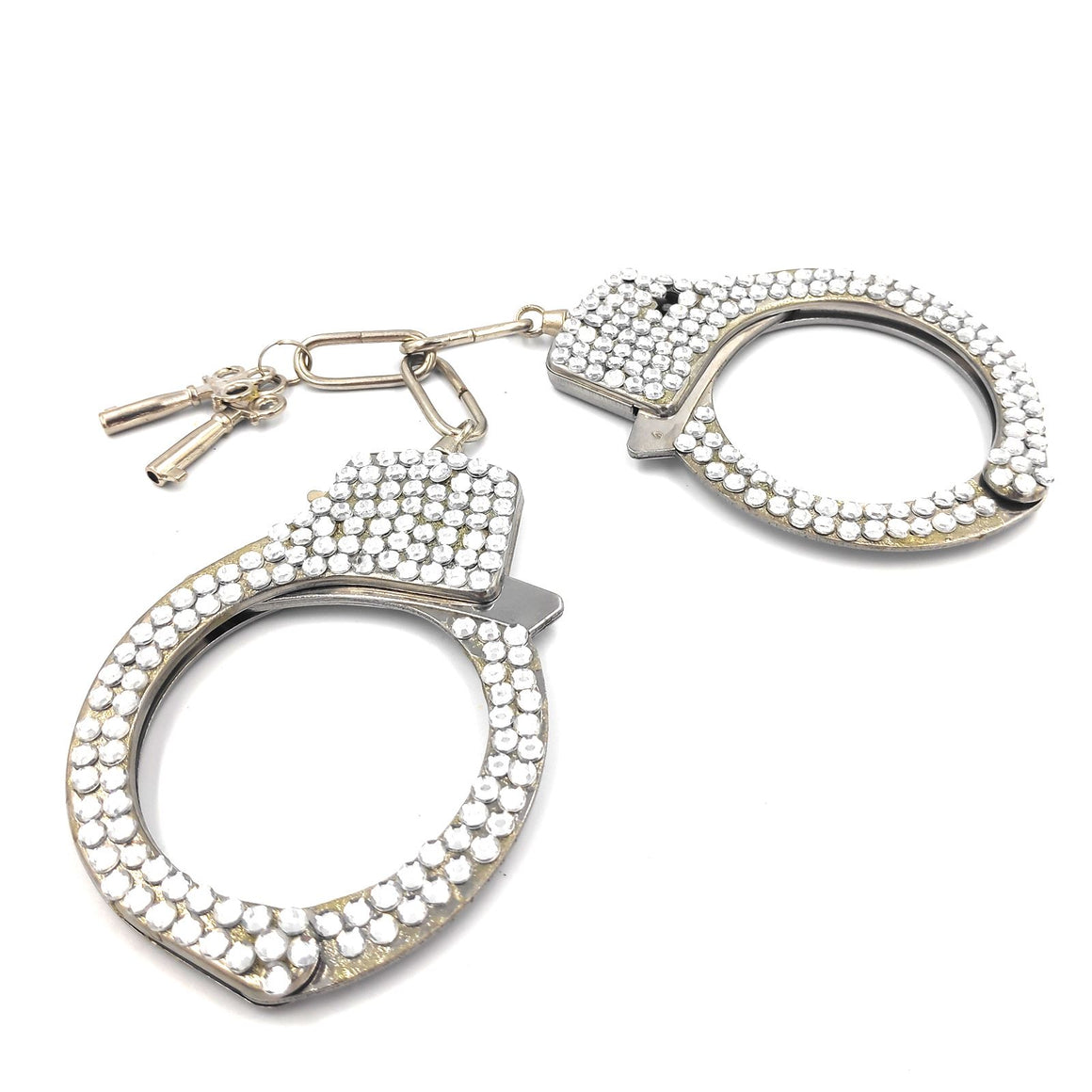 Diamante handcuffs