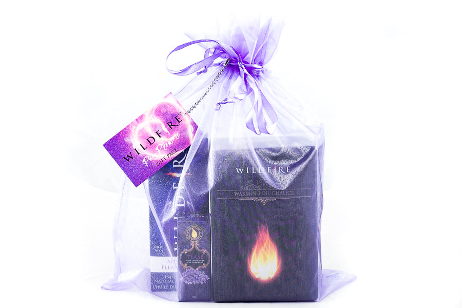Wildfire Pure Pleasure Gift Pack