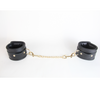 Padded Leather Wrist Cuffs