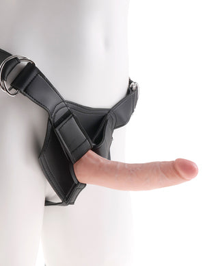 King Cock Strap-On Harness - Various Sizes and Colours