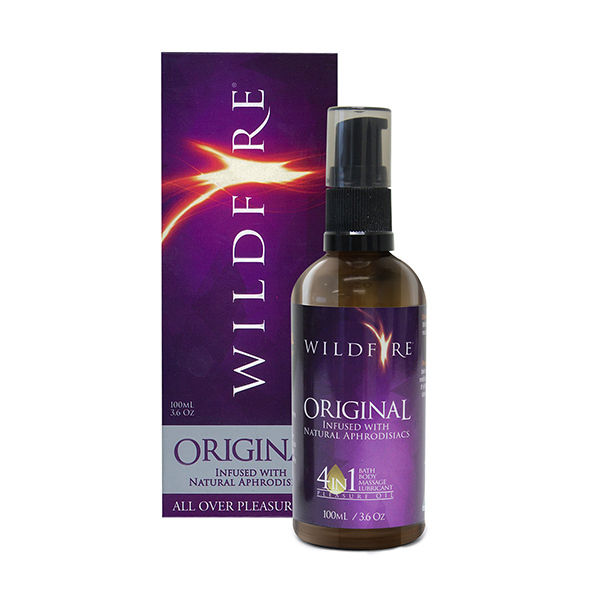 Wildfire Original All Over Pleasure Oil