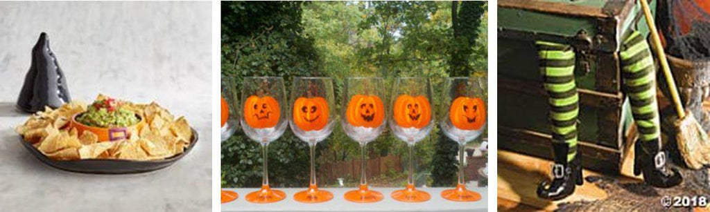 Thanksgiving serveware, drinkware & decorations