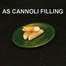 Load image into Gallery viewer, Apple Rum Raisin Mousse Filled Cannoli