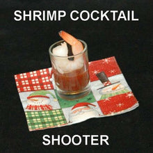 Load image into Gallery viewer, Bloody Mary Shrimp Cocktail Shooters Christmas