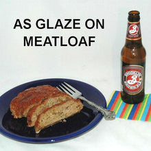 Load image into Gallery viewer, Bloody Mary Spiced Ketchup Glazed Meatloaf with brown ale