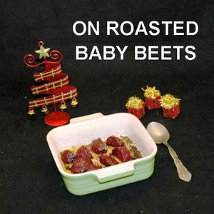 Bombay Roasted Beets side dish Christmas