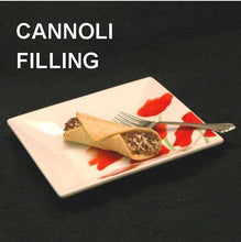 Load image into Gallery viewer, Cannoli filled with Chocolate Hazelnut Mousse Summer