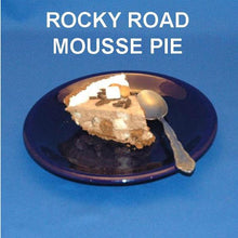 Load image into Gallery viewer, Chocolate Hazelnut Rocky Road Mousse Pie