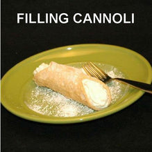 Load image into Gallery viewer, Cannoli with Irish Cream Mousse Filling