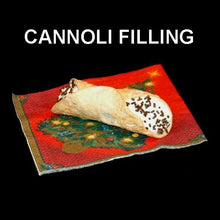 Load image into Gallery viewer, Cannoli with Irish Cream Mousse Filling Christmas