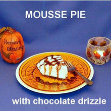 Load image into Gallery viewer, Irish Cream Mousse Freezer Pie Fall