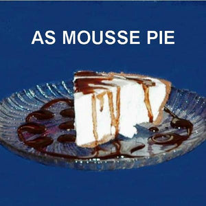 Irish Cream Mousse Freezer Pie