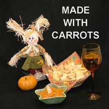 Load image into Gallery viewer, Madras vegetarian Carrot Dip with pita chips and rose wine Fall