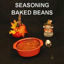 Load image into Gallery viewer, Queen of Sheba baked beans Thanksgiving football side dish