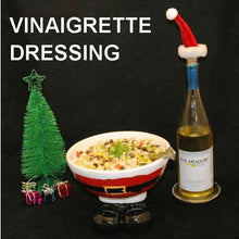 Load image into Gallery viewer, Pasta Salad with chicken, corn, black beans, red peppers, green onions and spicy Rio Grande Vinaigrette Dressing Christmas