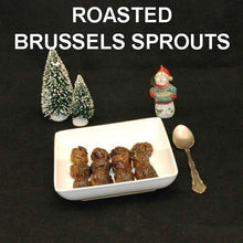 Load image into Gallery viewer, Spicy Roasted Rio Grande Brussels Sprouts, side dish Christmas