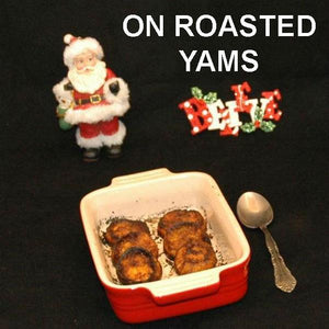 Spicy Rio Grande Roasted Yams side dish Christmas