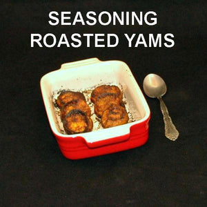Rio Grande Roasted Yams side dish
