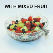 Load image into Gallery viewer, Spicy Tortuga Bay Mixed Fruit Salad with strawberries, blueberries and honeydew melon