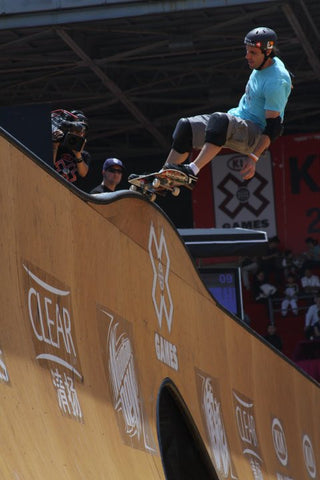Andy Mac Asian X Games