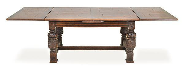 A Jacobean Style Dining Table