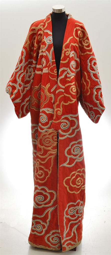 An Elaborate Kabuki Actors Robe