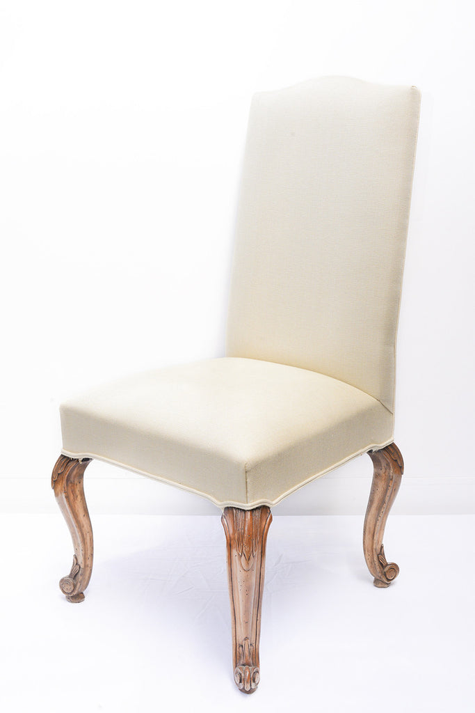A Set of Four French Provincial Style Montpellier Chairs