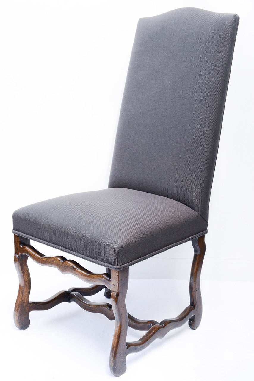A Louis Treize Style Dining Chair