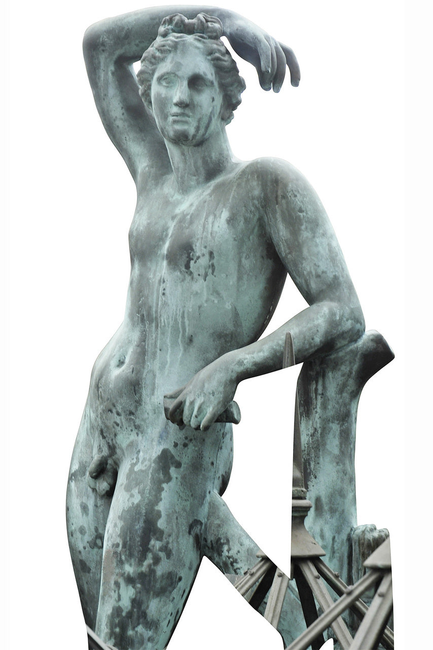A Composite Figure of a Classical Youth