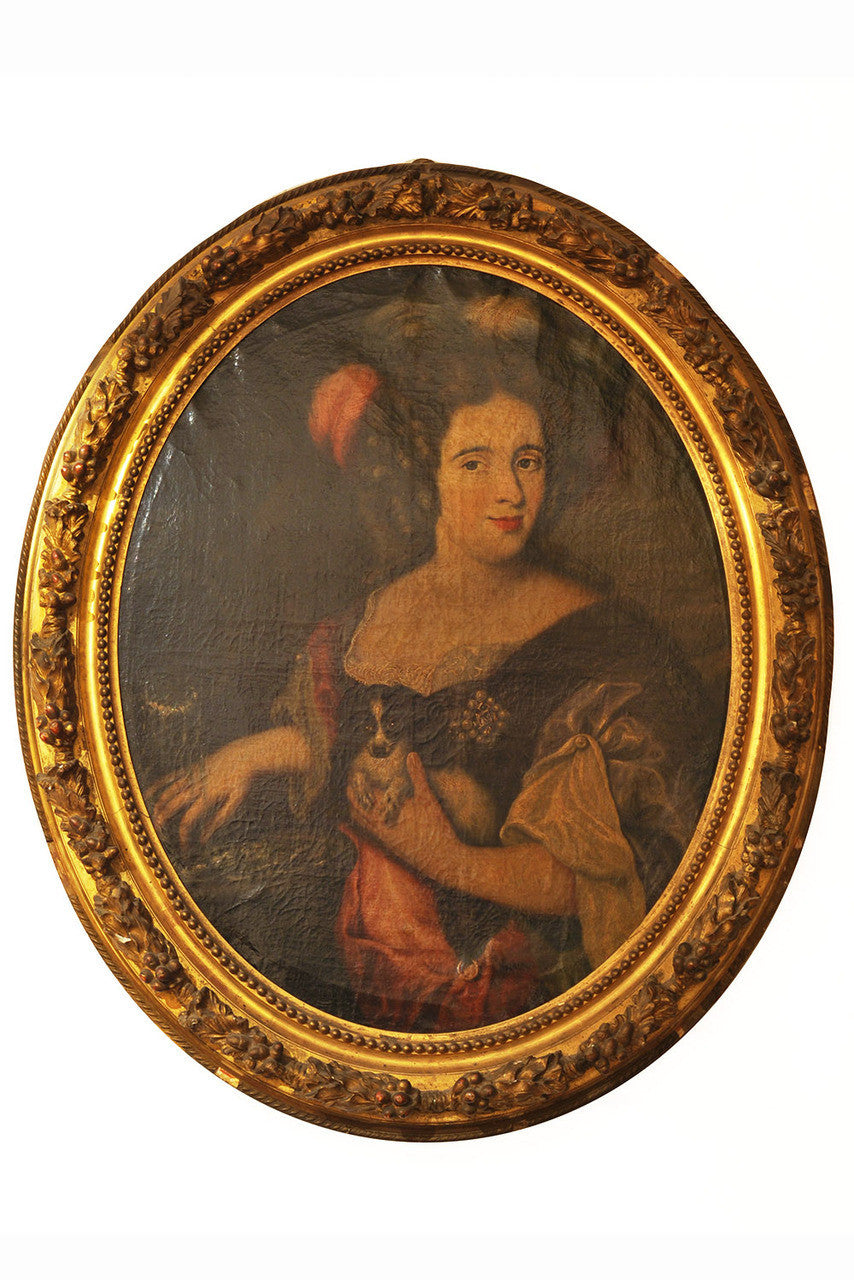 An 18th Century European School Painting