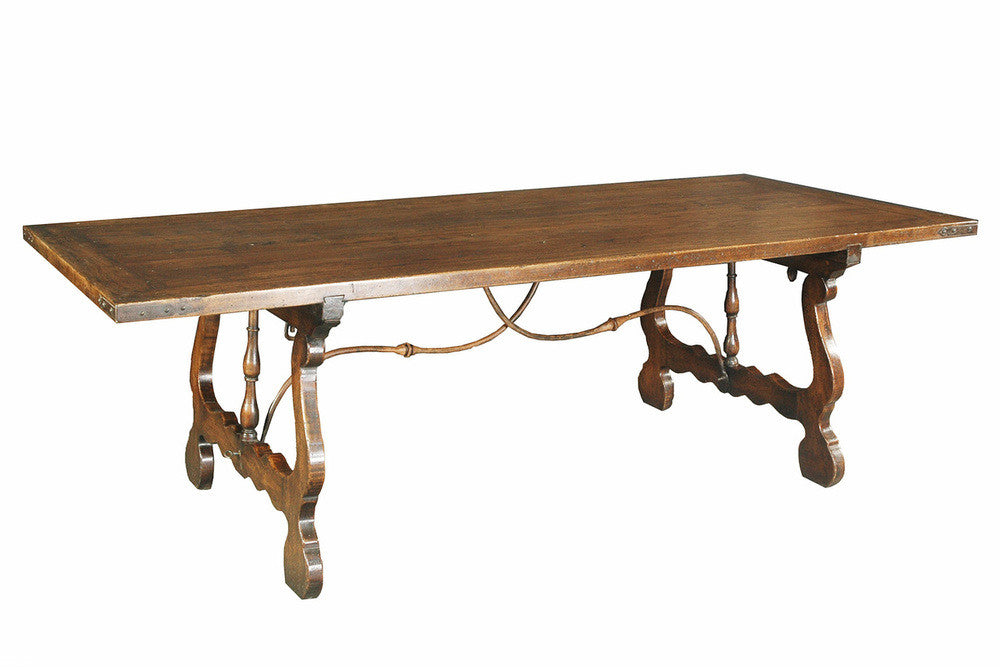 A Spanish Style Dining Table