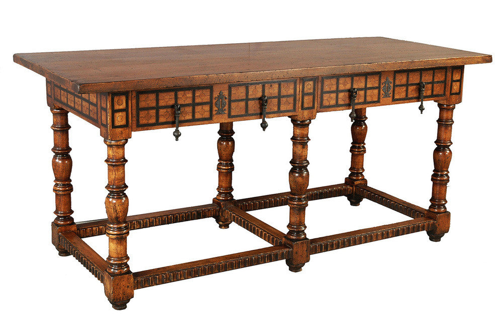 A Carlos II Style Console Table