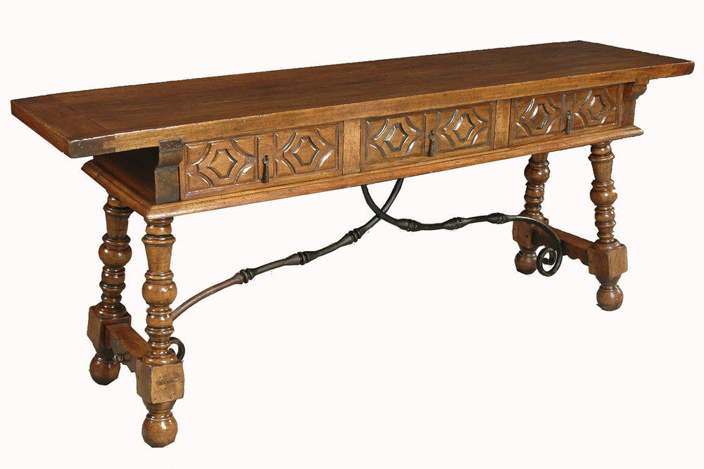A Spanish Style Sideboard