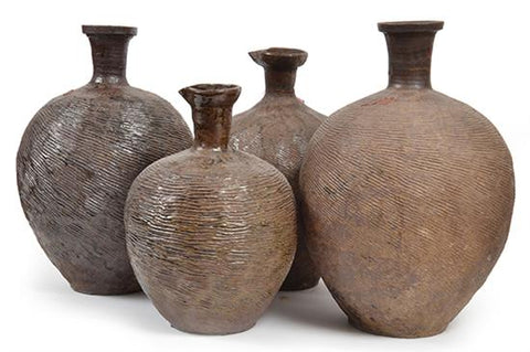 Terracotta Water Vessels