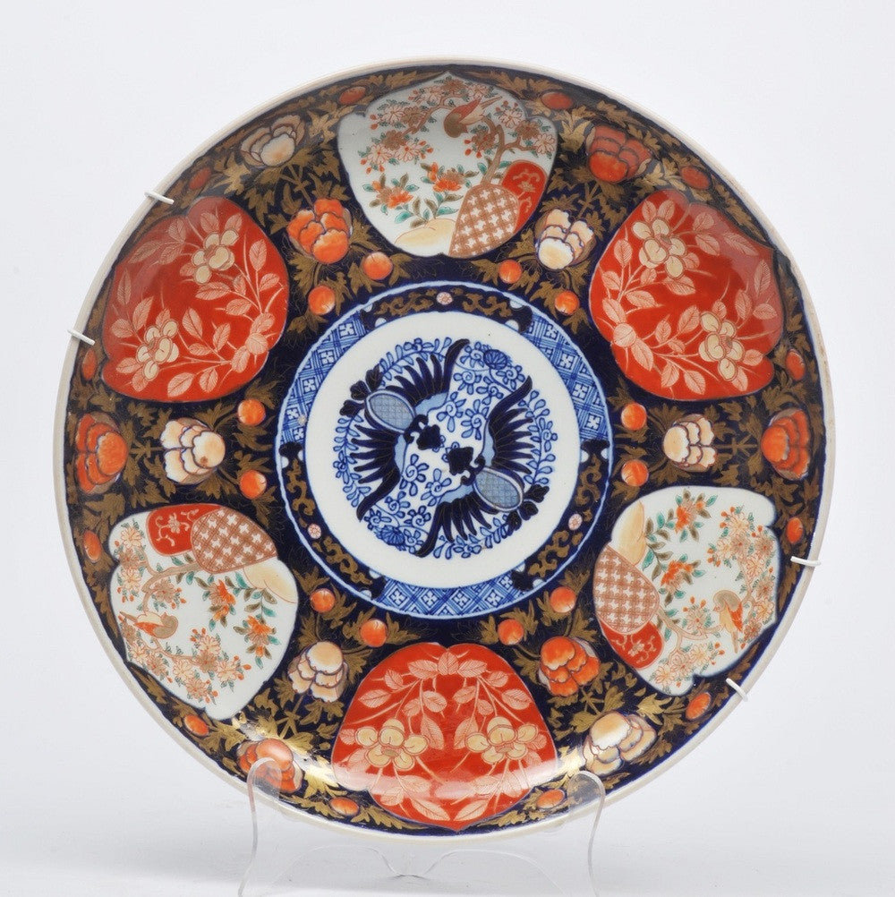 A 19th Century Imari Charger