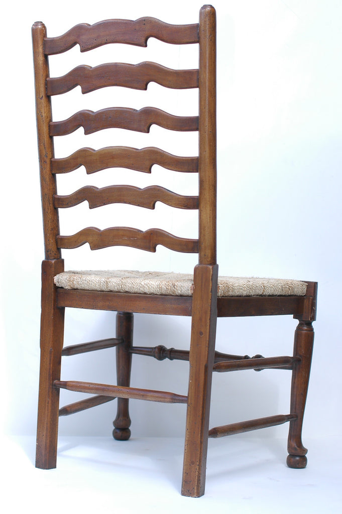 Large Ladderback Style Dining Chair