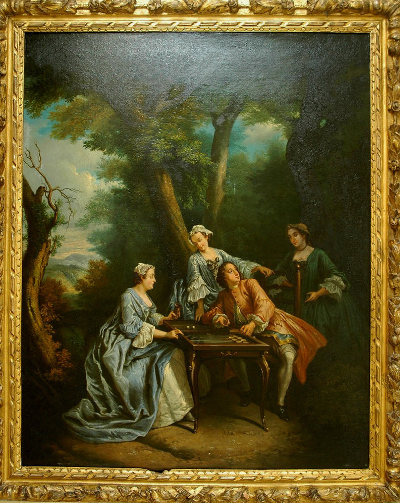 A French 18th Century Painting