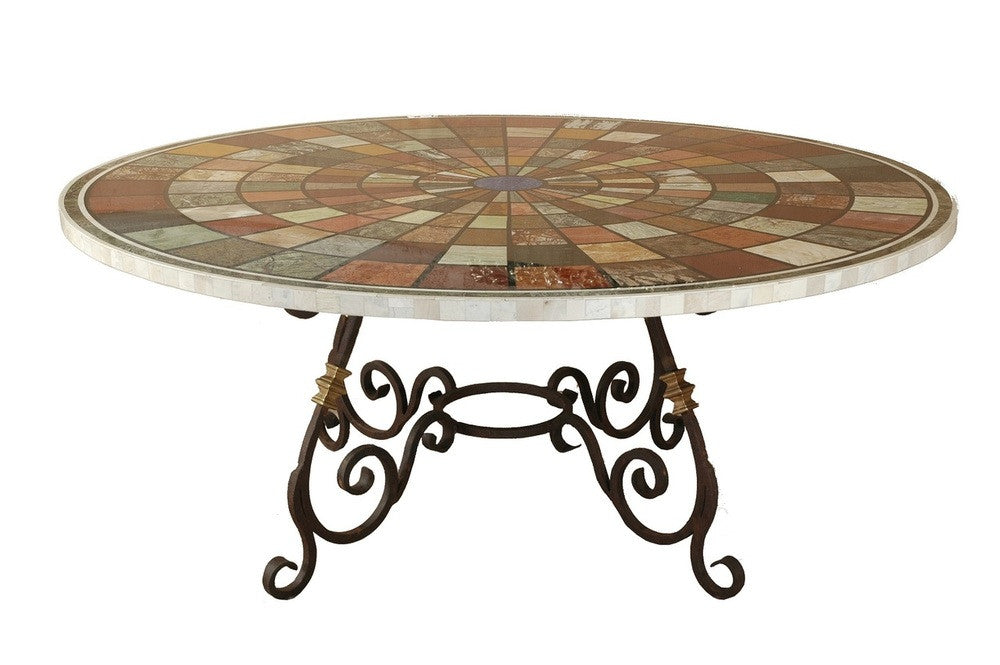 An Italian Marble Table
