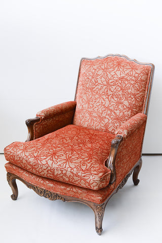 French Louis XV Style Jourdain Bergere