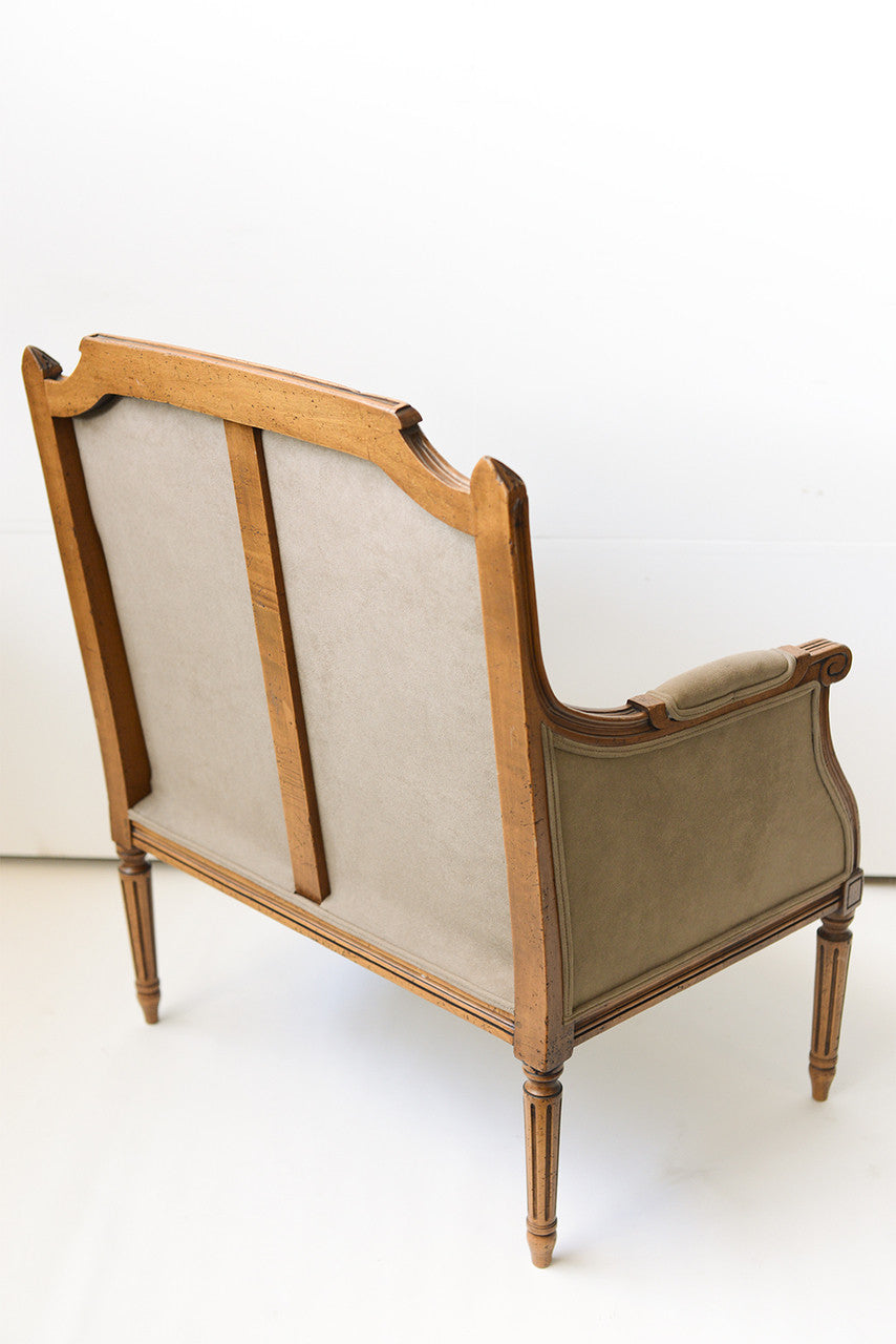 French Marquise Style Armchair
