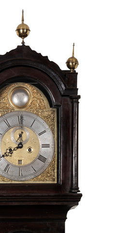 A Very Important Late Stuart Period - Early George I Period Long Case Clock