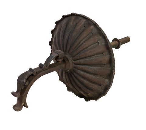 FW Bronze Tap with Large Rosette