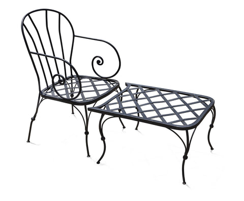 Cast Iron Bistro Chair