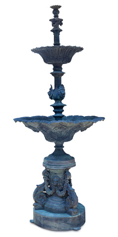 English Registered Fountain