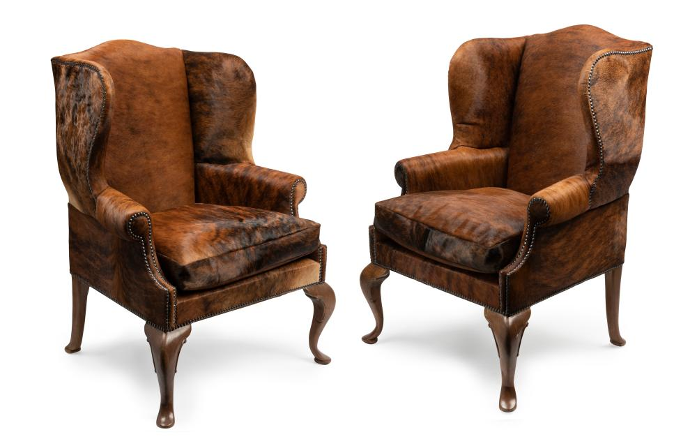 A George I Style Wingback