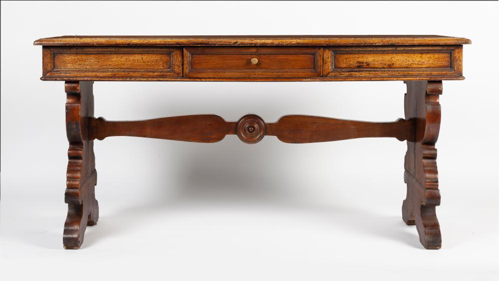 A Tuscan Style Console