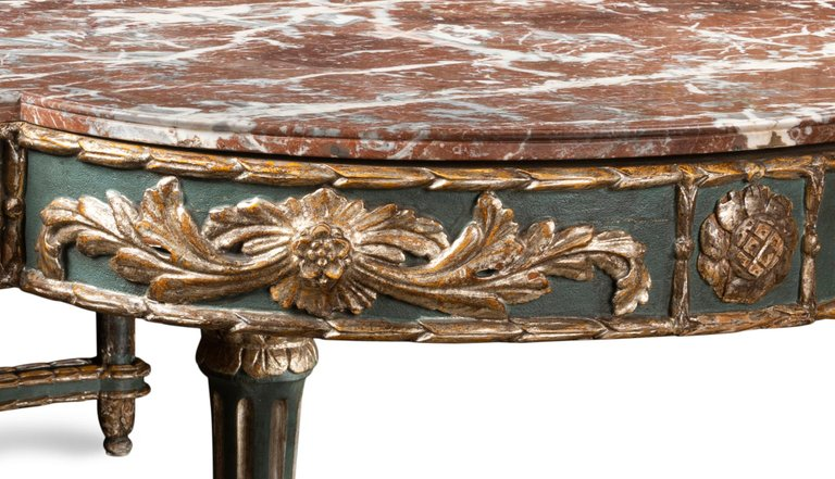 A Late 18th Century Louis XVI Style Centre Table