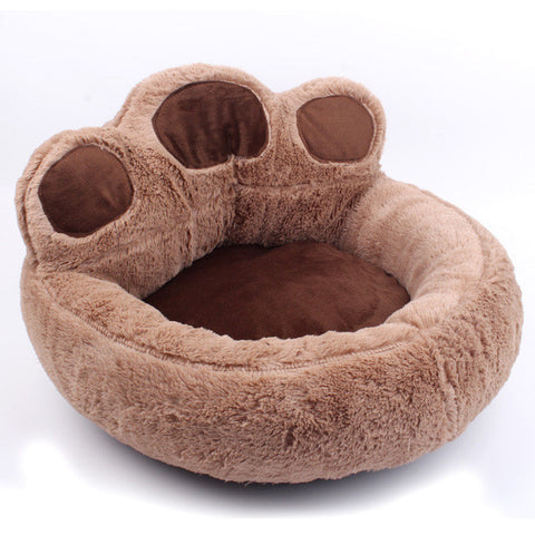 Warm and Fuzzy Pet Bed