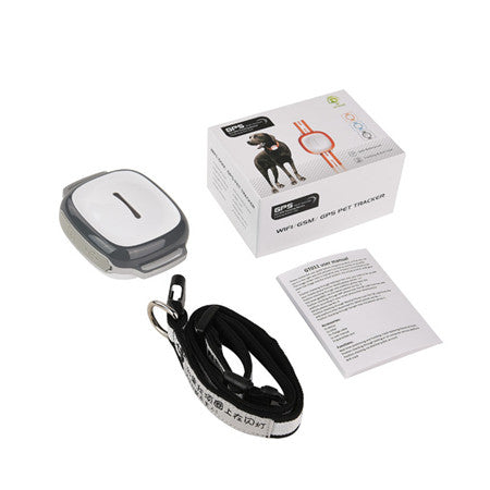 GPS Pet Tracker for Dogs and Cats