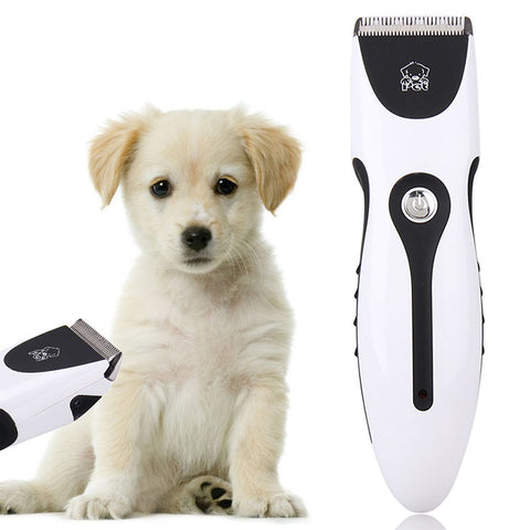 Wireless Fur Clippers